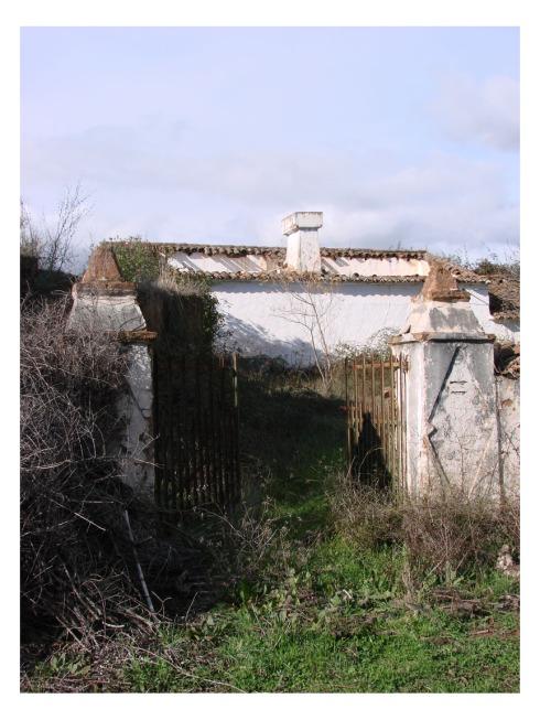 Casas abandonadas, muriendo con sus historias y recuerdos
